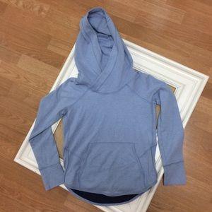 Lululemon hooded pullover sweatshirt